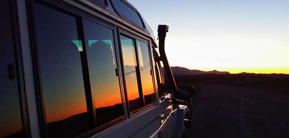 Wilpena Pound Resort Tours - Sunset Spectacular - 2
