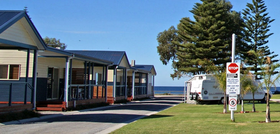 Port Vincent Caravan Park & Seaside Cabins - 1