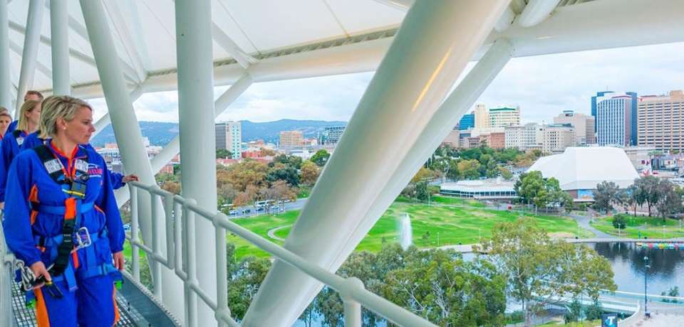 RoofClimb Adelaide Oval - Day - N2