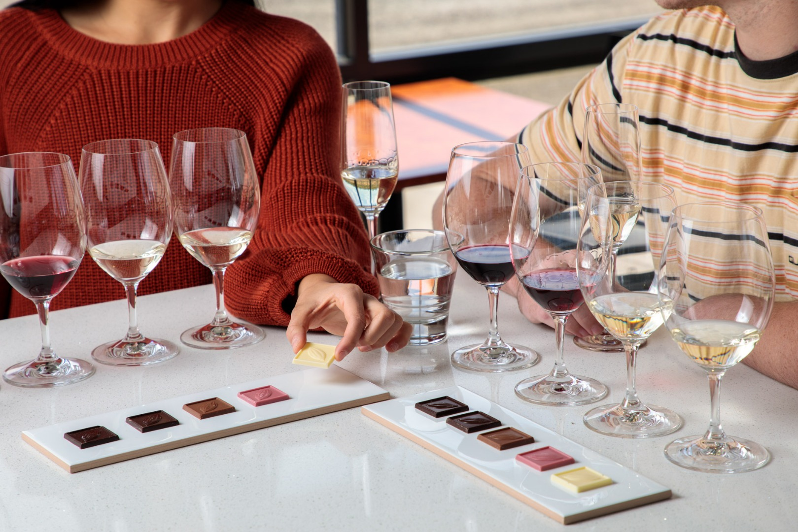 Barossa Valley Chocolate Company - Chocolate and wine pairing- Tanunda - 1