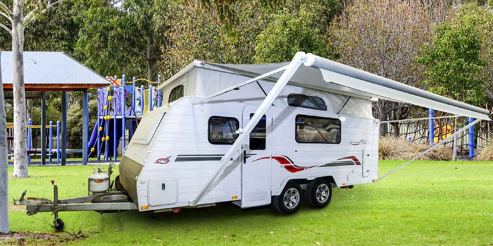 Getaway Caravan Hire - Clare Valley - 1