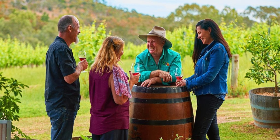 Clare Valley Tours - Clare UnCorked - 1
