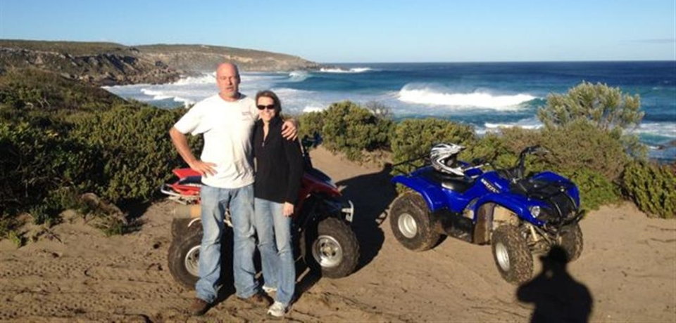 Kangaroo Island Outdoor Action - Couples Extreme Pack - 5