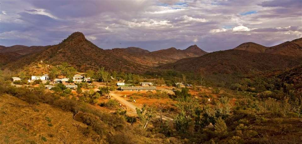 Arkaroola Wilderness Sanctuary - N9