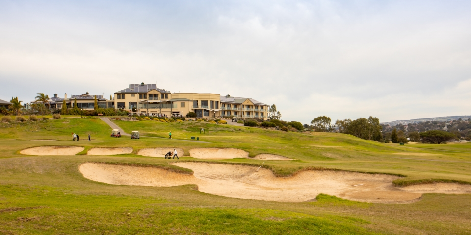 McCracken Country Club - Victor Harbour - 1