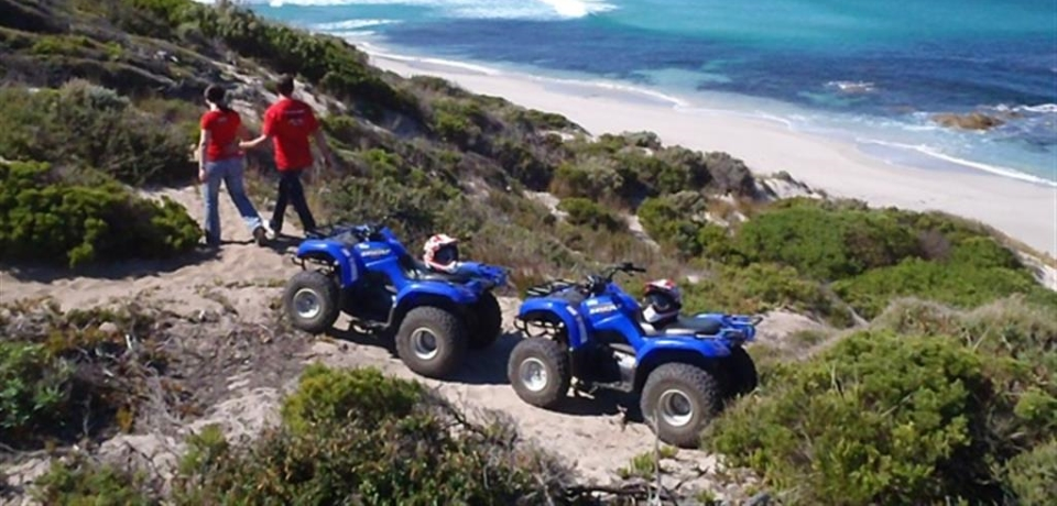 Kangaroo Island Outdoor Action - Couples Extreme Pack - 2