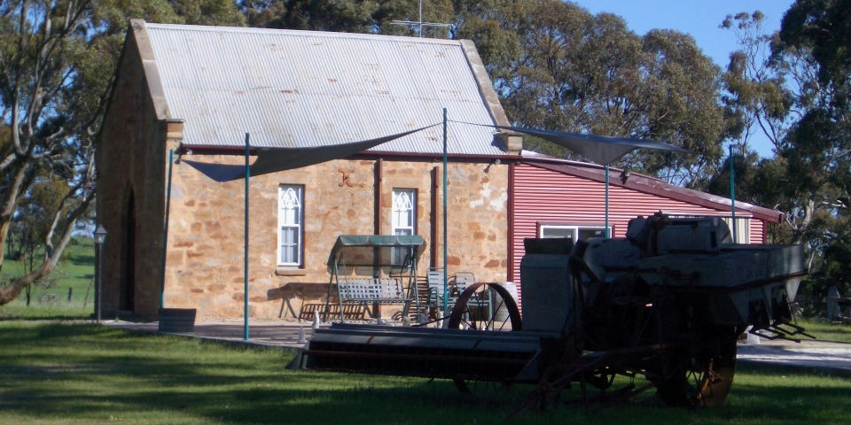 Clare Valley Cabins - 1