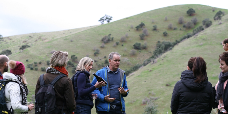 The Hydropath Society - Wine Hikes - 1