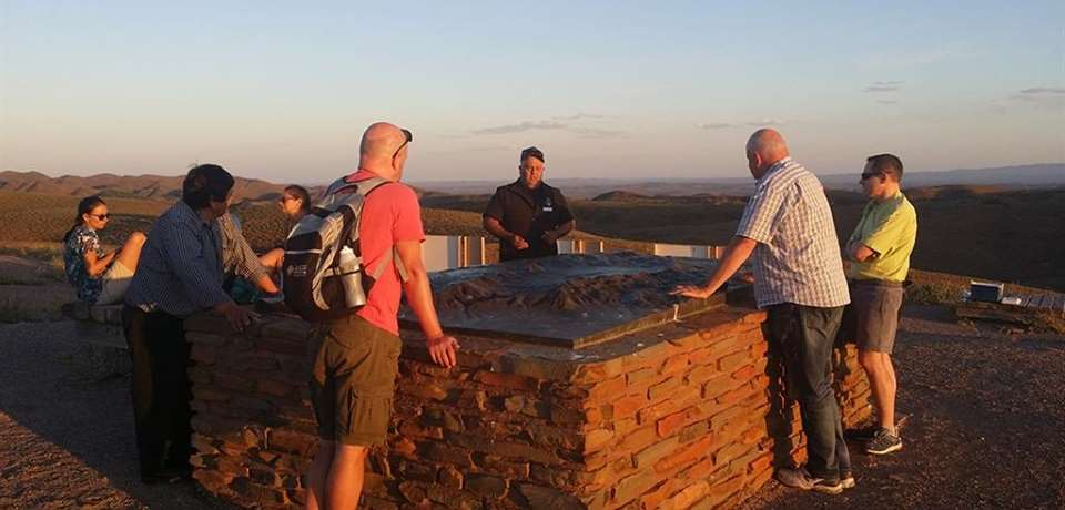 Wilpena Pound Resort Tours - Sunset Spectacular - 1