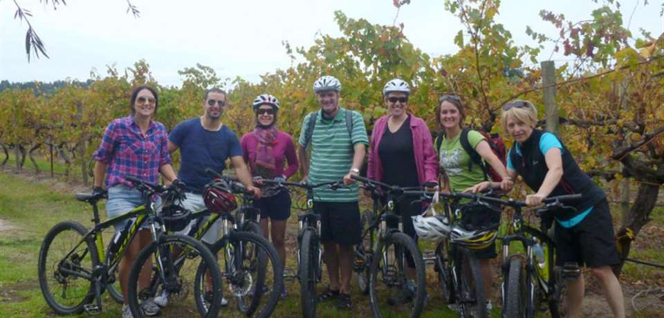 Escapegoat Adventures - Vines And Wines by Mountain Bike - N3