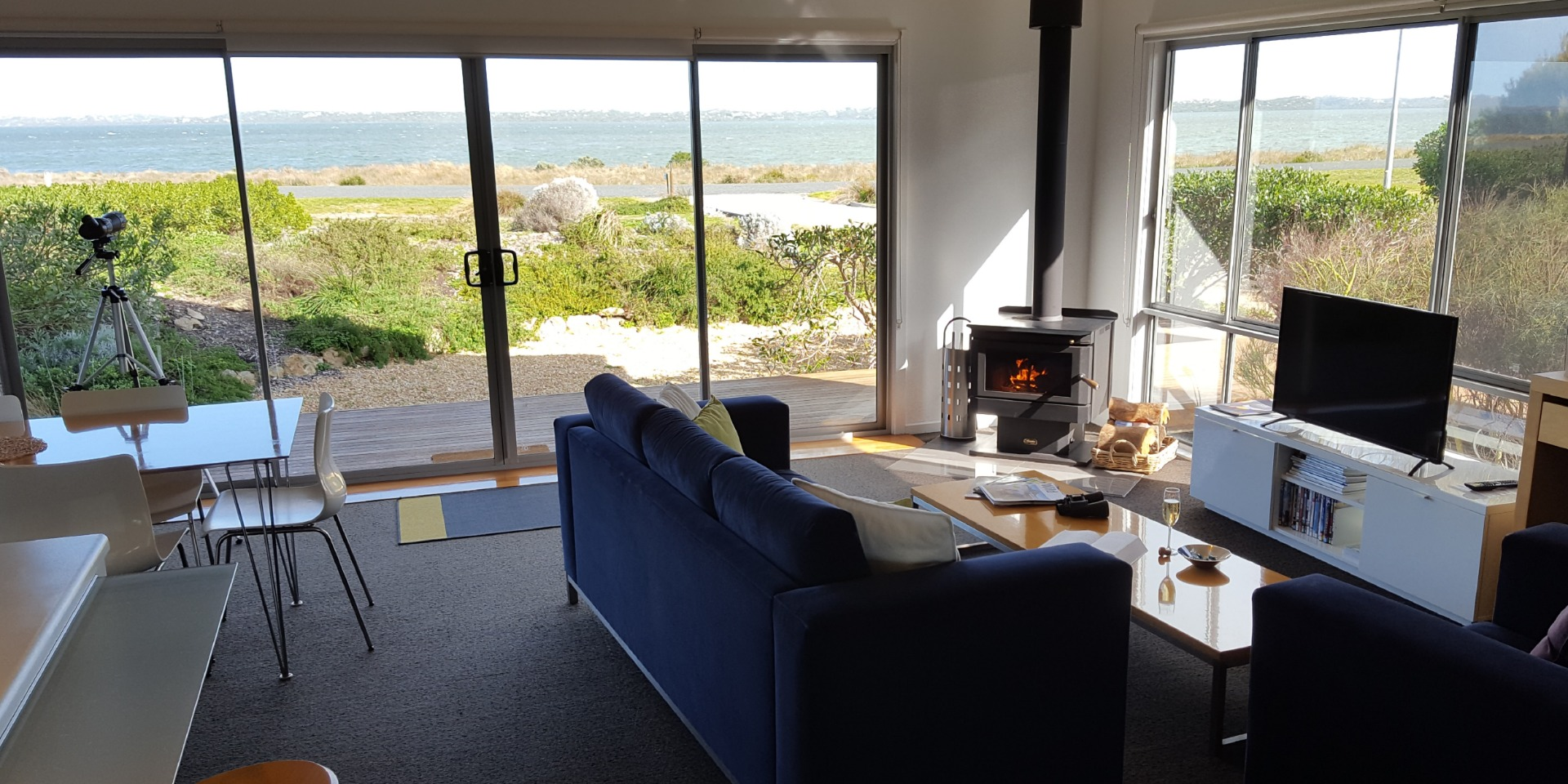 Coorong Waterfront Retreat - 1