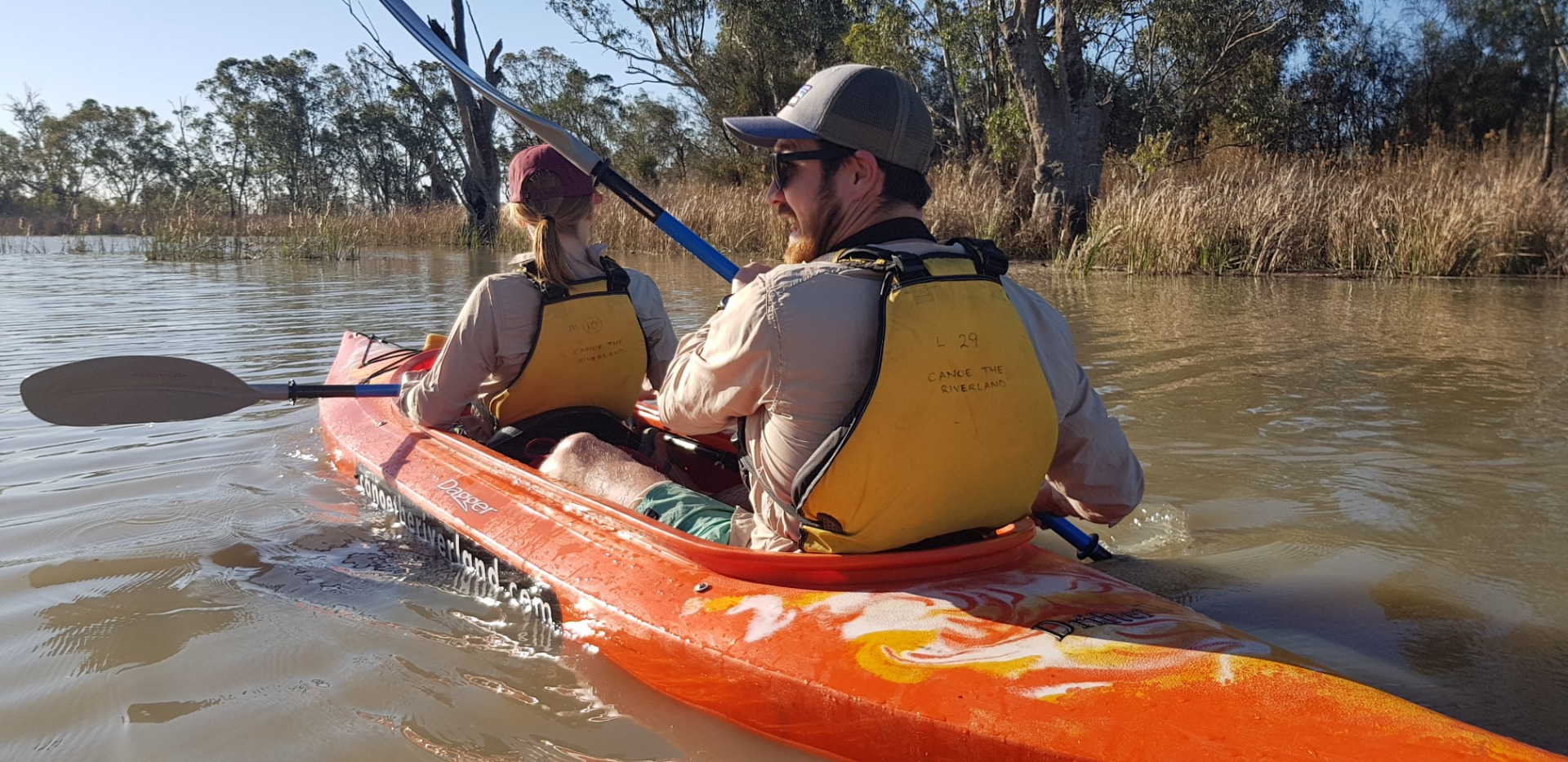 Murray River Safari - 3 days 2 nights - 1